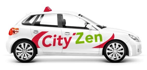 Voiture auto-école City Zen